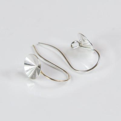 Open ear wires for Rivoli 1122 SS39 - BO19
