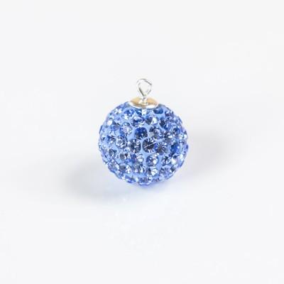 Discoball 12mm Light Sapphire