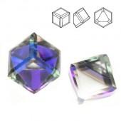 4841 Cube 4mm Heliotrope Z