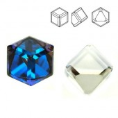 4841 Cube 6mm Bermuda Blue Z