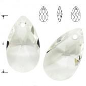 6106 Pear-shaped 28mm Crystal AB