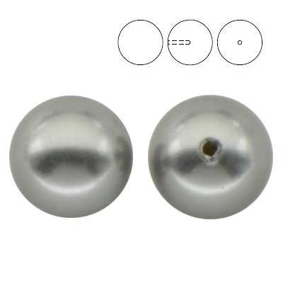 5818 10mm Grey Pearl