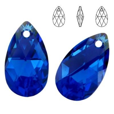 6106 Pear-shaped 22mm Capri Blue CAL