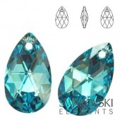 6106 Pear-shaped 22mm Violet CAL