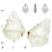6090 Baroque 16mm Crystal