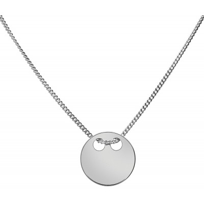 Sterling Silver Necklace Celebrities 42+4cm