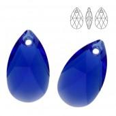 6106 Pear-shaped 22mm Blue Zircon CAL