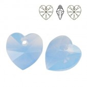 6228 Xilion Heart 14mm Siam