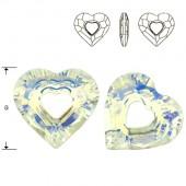 Swarovski 6262 Miss U Heart 17mm Crystal