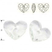 6262 Miss U Heart 26mm Crystal AB