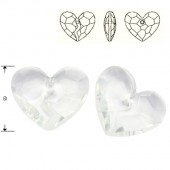Swarovski 6262 Miss U Heart 26mm Crystal AB