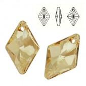 6320 Rhombus 19mm Crystal AB