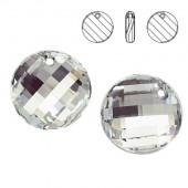 Swarovski 6621 Twist 18mm Crystal CAL P