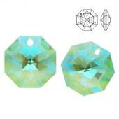 8115 Octagon 12mm Crystal