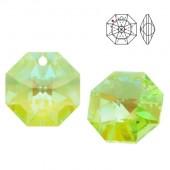 8115 Octagon 14mm Fire Opal GOLDT