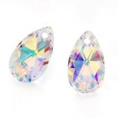 6106 Pear-shaped 22mm Crystal