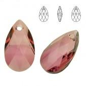 6106 Pear-shaped 22mm Aquamarine AB