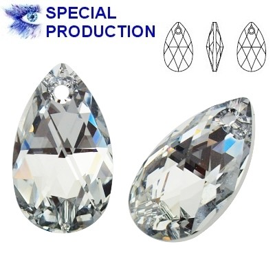 6106 Pear-shaped 22mm Crystal CAL