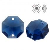 8116 Octagon 14mm Dark Sapphire