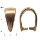 Krawatka pod Swarovski - K01M - 2szt