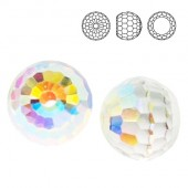 Swarovski 4869 Ball 6mm Light Siam CAVZ
