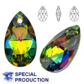 6106 Pear-shaped 22mm Vitrail Light