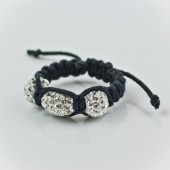 Shamballa Ring v1 Crystal