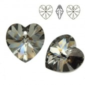 Swarovski 6228 Serce Heart 18mm Vitrail Light