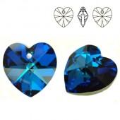 6228 Xilion Heart 18mm Vitrail Medium