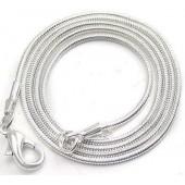 Łańcuszek Żmijka Snake 015 45cm